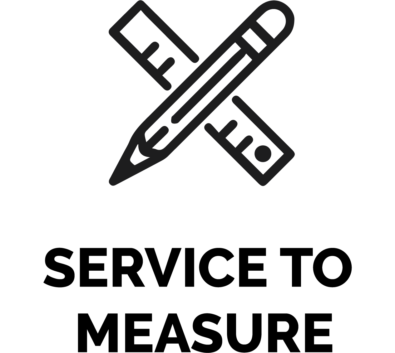 service to measure